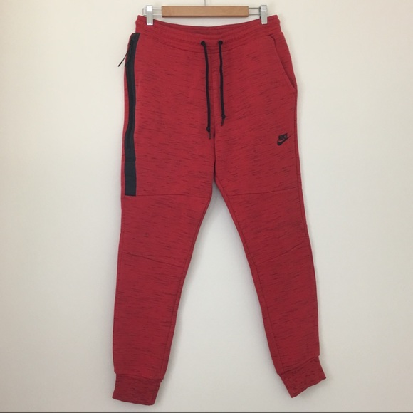 02209593 Nike Tech Fleece Jogger Pants varsity red. M_5ac11d10a44dbe000d13e251